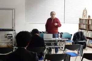第3回英語版勉強会の様子